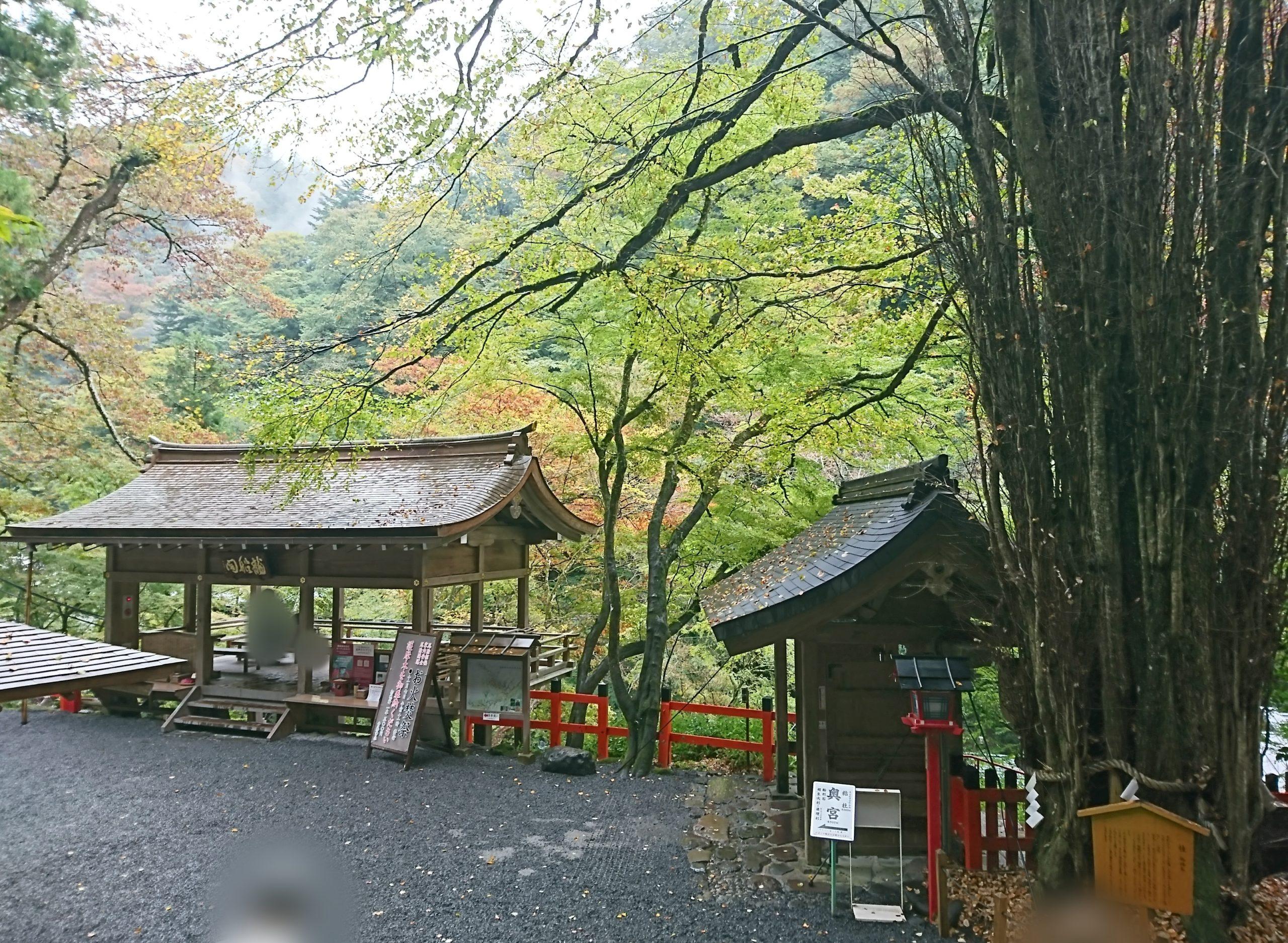 京都のパワースポット・貴船神社